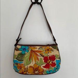 Merona Floral purse